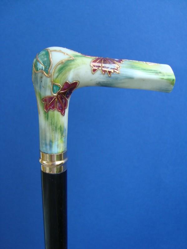 A cane of a flaneur