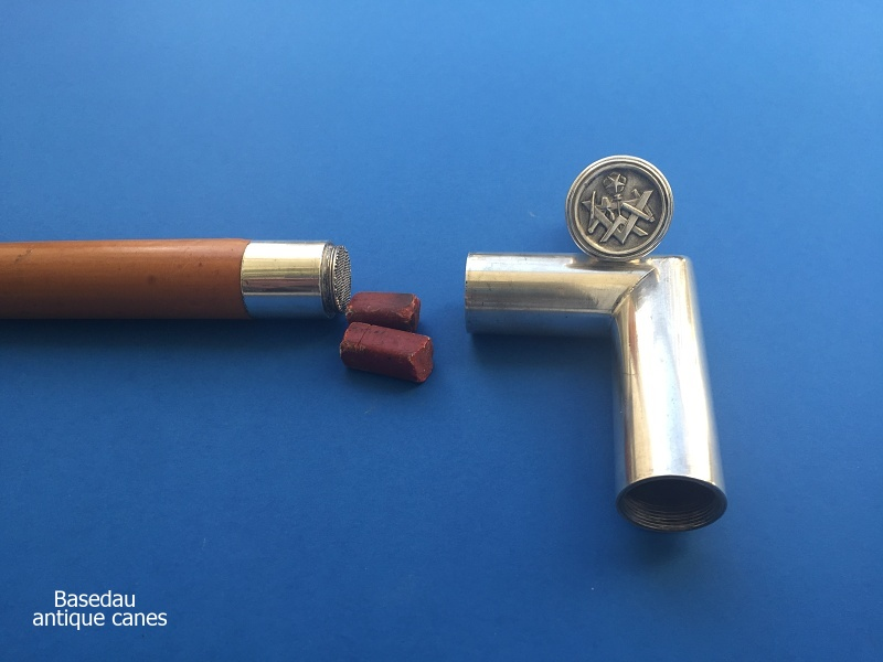 A Masonic cane